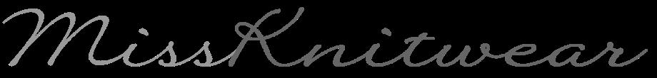 Miss Knitwear logo